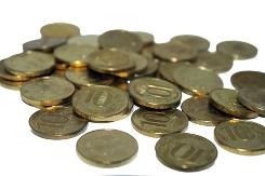 новые десятирублевые монеты